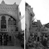 Com'era bella la Siria<br> Aleppo luogo di odio e distruzione