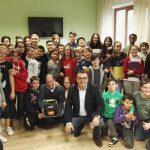 Fratres consegnano defibrillatore scuole di Mulazzo