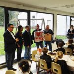 Fratres consegnano defibrillatore scuole Mulazzo