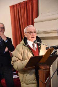 Alberto Filippi vicepresidente dell'AIDO Lunigiana