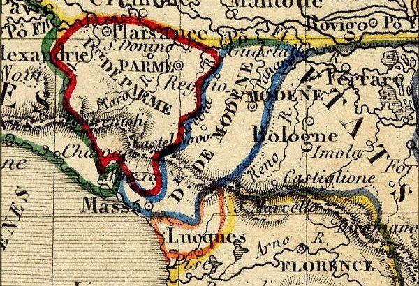 Il ducato di Parma: uno Stato con tanti sovrani