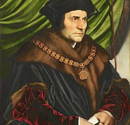 Tommaso Moro: filosofo politico e santo