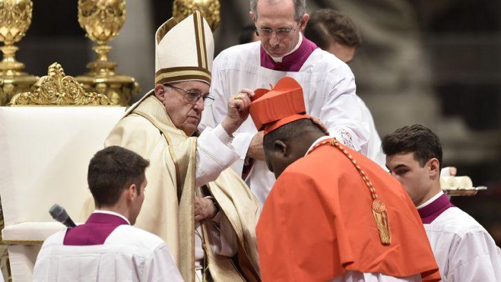 I nuovi cardinali