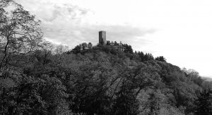 Castel Baradello Como