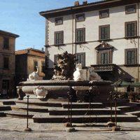 La costruzione della fontana medicea a Fivizzano nel XVII secolo
