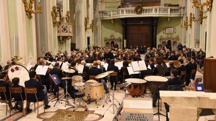 A Pontremoli musiche e canti in onore di Santa Cecilia