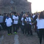 Studenti alla Pieve di Sorano