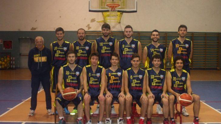 Il Basket Pontremoli in semifinale play off con il My Basket Genova