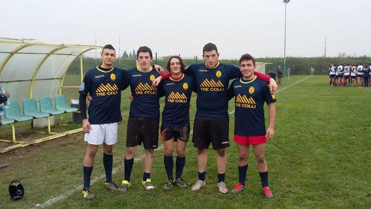 Rugby: cinque ragazzi del Lunigiana alle selezioni federali