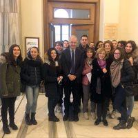 Gli alunni del Malaspina al convegno Cittadinanza Informazione a La Spezia