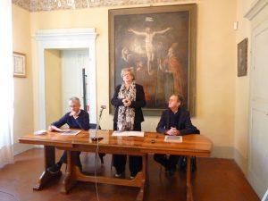 Cosimo Maria Ferri, Lucia Baracchini e Giulio Cesare Cipolletta