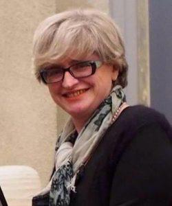 Il sindaco di Pontremoli Lucia Baracchini