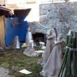 Presepi a Regnano: uno dei lavori esposti