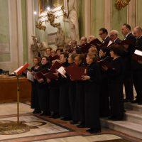 Bello e apprezzato il concerto della S. Cecilia
