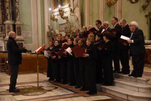 La Corale S. Cecilia nel Concerto di Natale di domenica 19 dicembre