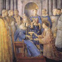 Niccolò V  papa, onorò la Chiesa e la cultura