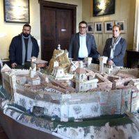 Il sindaco Novoa ha incontrato gli amici di Puylaurens paese francese gemellato con Mulazzo