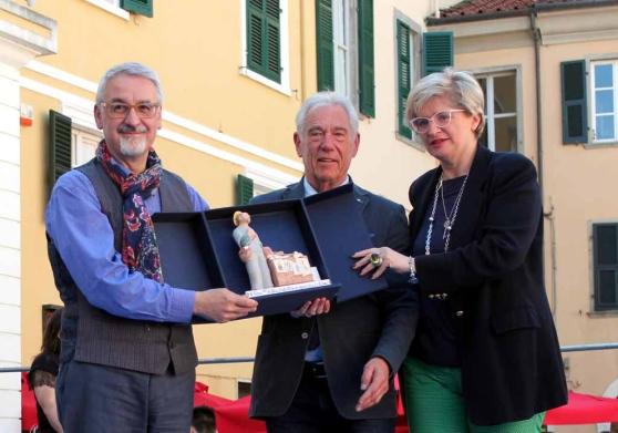 Aulla: incontro con lo scrittore Luigi Ballerini