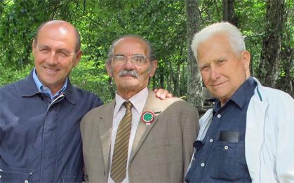 Con la scomparsa del partigiano Pietro Gnecchi se ne è andato l'ultimo eroe del Lago Santo