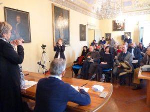Conferenza di presentazione dell'Almanacco Pontremolese 2017