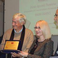 Marina Pratici premiata a Matera