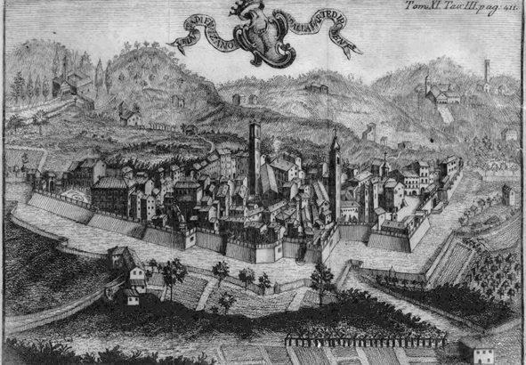 """Le """"affinità elettive"""" tra Fivizzano e Volterra"""