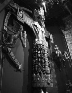 Il Volto Santo conservato a Lucca