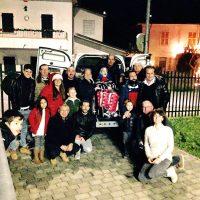 """I """"Fratres"""" di Mulazzo donano un'auto attrezzata per il trasporto di disabili"""
