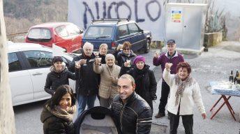 Dopo 42 anni torna un fiocco azzurro a Vico Canneto