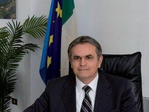 Riccardo Varese, sindaco di Podenzana e presidente della Società della Salute della Lunigiana