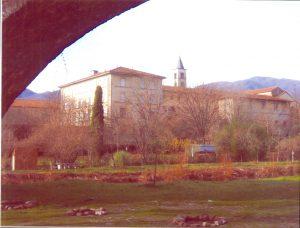 """La sede del Liceo Classico Vescovile """"Mons.Marco Mori"""""""