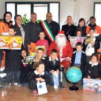 Generosa iniziativa della VAB in favore dei bambini di Muccia