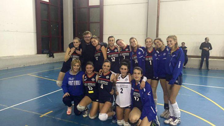 Volley femminile: la Filattierese vince soffrendo mentre il Pontremoli si arrende ad una grande