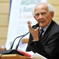 """""""Modernità liquida"""": folgorante definizione di Zygmunt Bauman"""