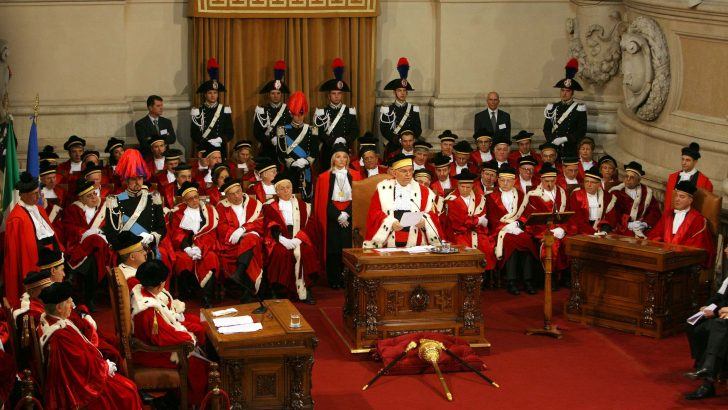Inaugurazione dell' anno giudiziario: lo stato di salute della nostra Giustizia
