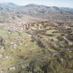 Il progetto del campo golf a Villafranca