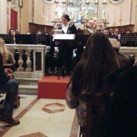 Pallerone Concerto di Natale della Filarmonica Santa Cecilia