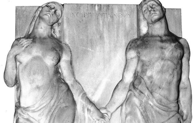 Angiolo Del Santo, maestro di scultura alla Spezia all'inizio del Novecento