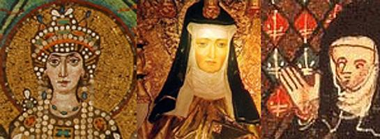 Medioevo al femminile: alcune donne ricche di fama e di sventura