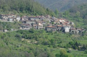 Panorama di Lusignana, frazione di Filattiera (foto amalaspezia.eu)