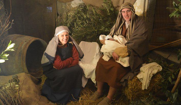 Presepi viventi per riflettere sul mistero del Natale