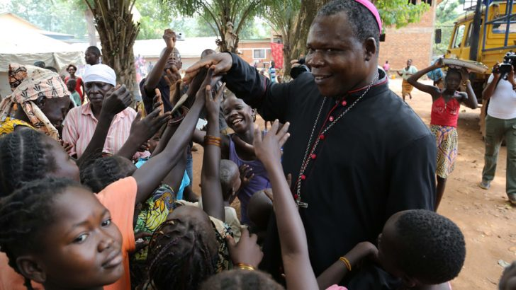 A Bangui un Centro per curare i bambini