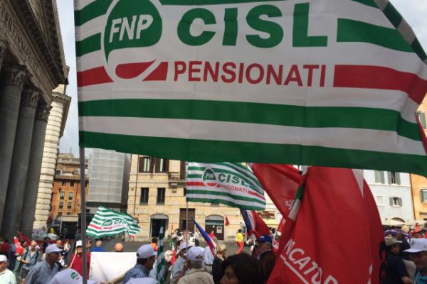 A Lucca il 1° Congresso dei Pensionati della CISL Toscana Nord