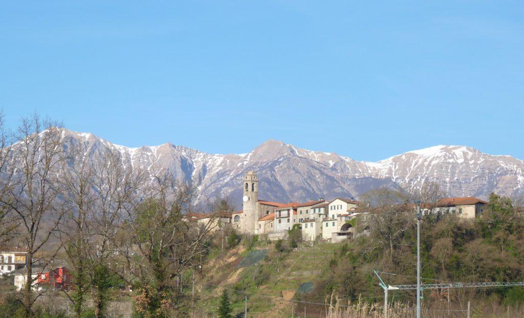 Panorama di Filattiera