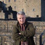Il direttore del Museo delle Statue Stele, Angelo Ghiretti