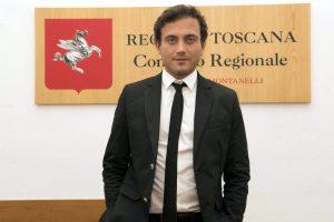 Il consigliere regionale Pd, Giacomo Bugliani