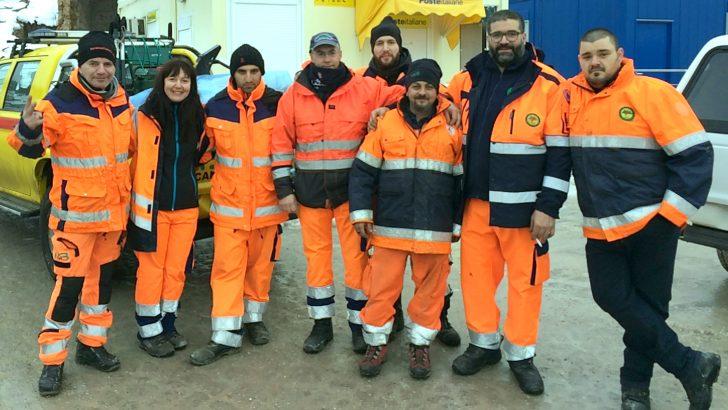 Continua l'opera dei volontari della VAB della nostra Provincia nei luoghi del terremoto
