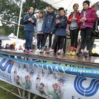 La Polisportiva Pontremolese al Gran Prix Toscano di corsa campestre