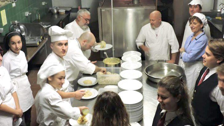 """Bagnone nasce il """"ristorante didattico"""" dell'Alberghiero"""