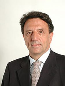 Il sindaco di Zeri, Egidio Pedrini